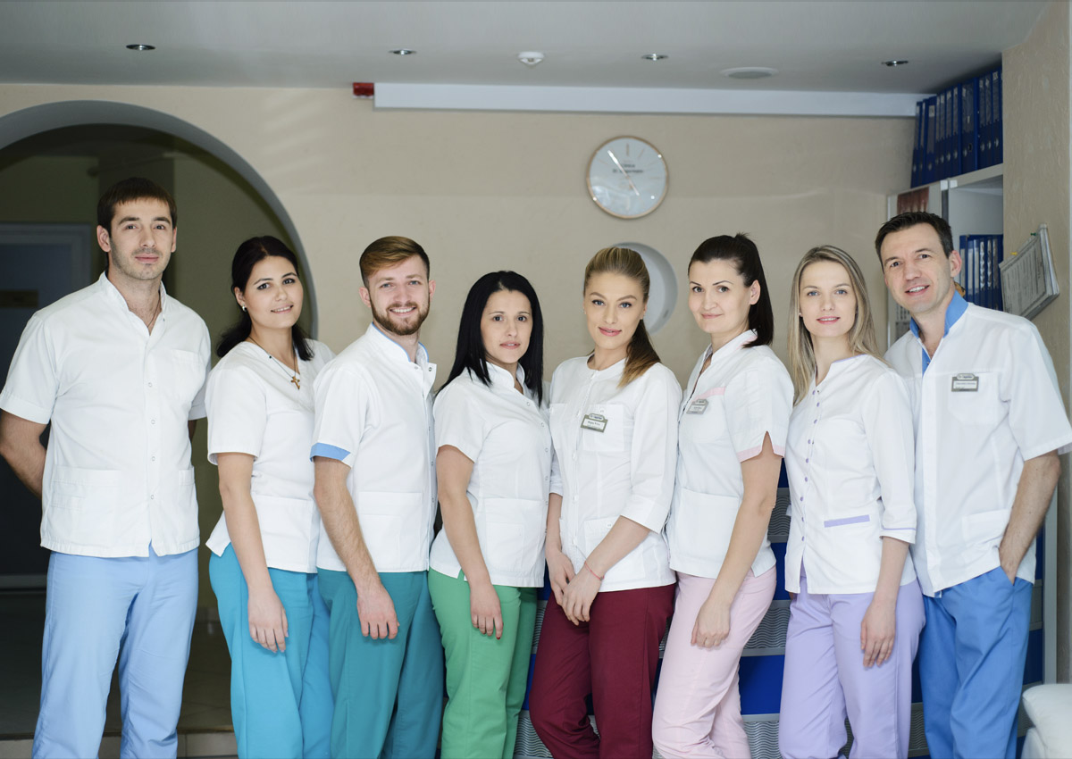 Echipa, Stomatologia Dr. Ungureanu